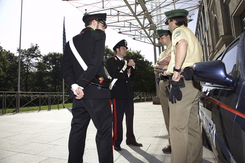 carabinieri - stazione mobile