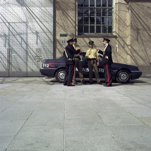 carabinieri - stazione mobile #1