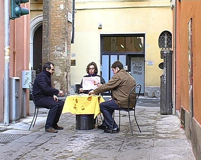 Coffee Bolognese - contro il logorio della vita moderna