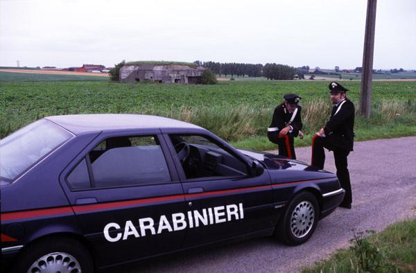 Carabinieri - stazione mobile III