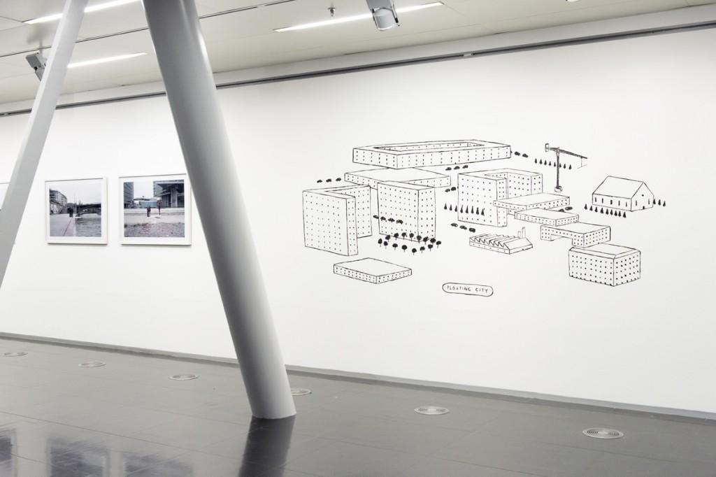 Oesterreich / Wien / STRABAG SE / Donaucity / Art Forum / Vernissage Aldo Gianotti