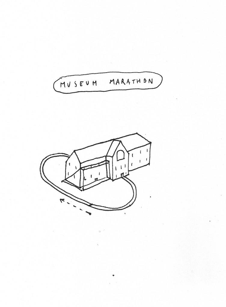 museum marathon
